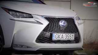 Lexus NX300h Fsport