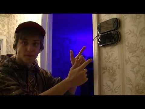 видео: Визуальный дверной звонок из psp