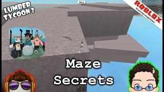 Roblox - legname Tycoon 2 - labirinto segreti :)