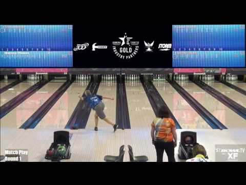 2017 USBC Queens - Double-Elimination Matches - Session 1