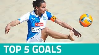 TOP 5 GOALS - EURO WINNERS CUP 2016 (WOMEN'S COMP.)