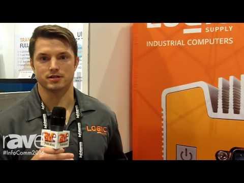 InfoComm 2016: Logic Supply Features ML340 Digital Media Player