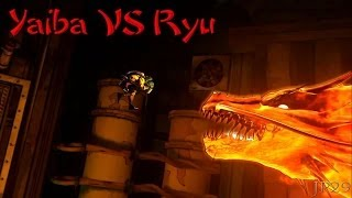 Yaiba Ninja Gaiden Z - Yaiba Kamikaze Vs Ryu Hayabusa Revenge