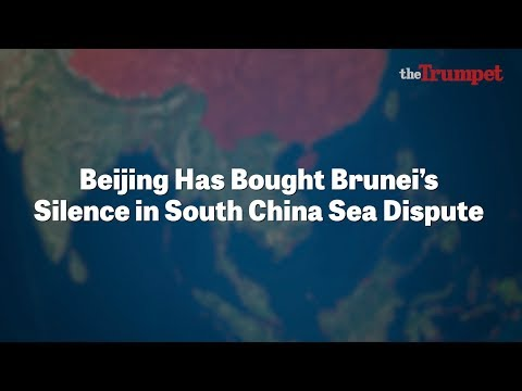 Beijing Has Bought Brunei's Silence in South China Sea Dispute