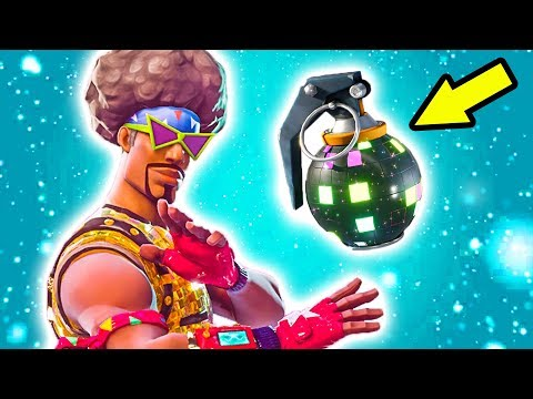 NEW Boogie Bomb UPDATE! 💣 Fortnite Battle Royale (BR) New Boogie Bomb Update Gameplay