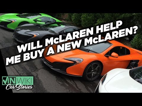 Can you get a manufacturer to help pay for your dream exotic?