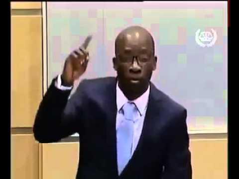 Procès Gbagbo : L'impressionnant plaidoyer de Blé Goudé