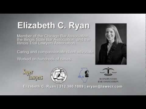 Chicago Personal Injury Lawyer - Elizabeth C. Ryan