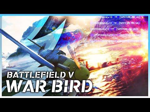 "Battlefield V | Fighter Plane Kill Montage ""War Bird"" | By H8mEx"