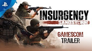 Insurgency: Sandstorm – Gamescom Trailer | PS4