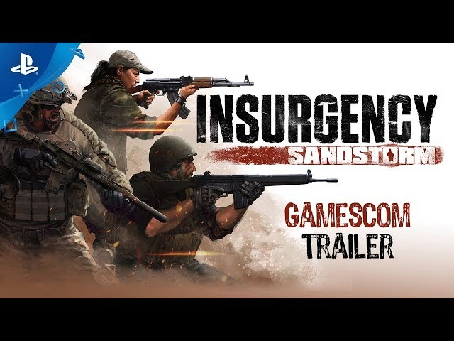 Insurgency: Sandstorm - Gamescom Trailer | PS4