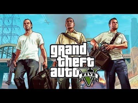 Grand Theft Auto V: Walkthrough #1- The Prologue