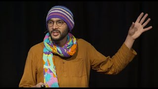 Systemic Racism: Australia's great white silence | Jonathan Sri | TEDxQUT