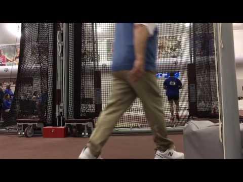 2017 NCAA Indoor Championships, Men Weight Throw