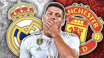Manchester United Favourites To Sign Real Madrid Outcast Luka Jovic! | Euro Transfer Talk