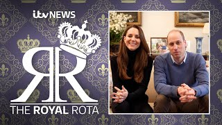 Our royal team on Prince William and Kate's new YouTube channel and Archie's birthday | ITV News