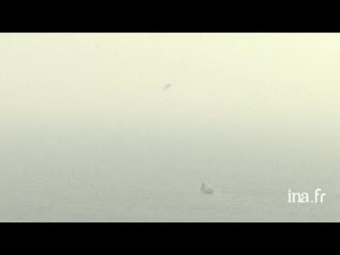 Allemagne : cargo à voile en mer