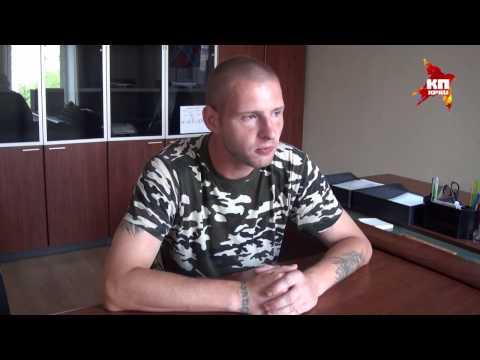 Давид Худжец, польский журналист на Донбассе
