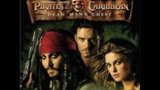 Fluch der Karibik Soundtrack - 12. He