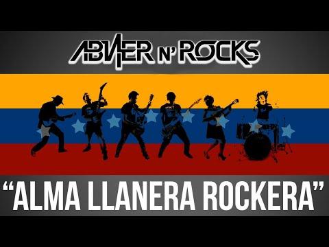 Alma Llanera Rockera- AbNer - Joropo venezolano llanero recio JOROPOROCK