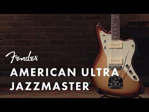 American Ultra Jazzmaster | American Ultra Series | Fender