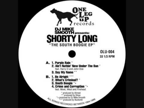 Shorty Long - Ain't Nuthin New Under The Sun (feat. Harry-O & John Doe)