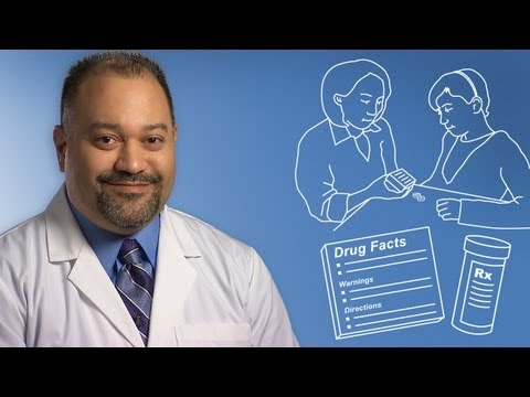 Teaching Kids About Using Medicine Safely