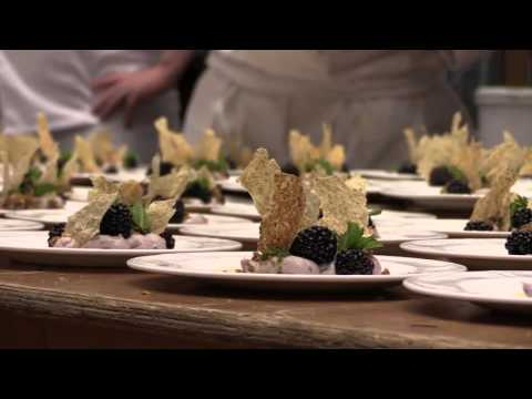 Launch Of Chef's Table For The Edinburgh Restaurant Festival 2015