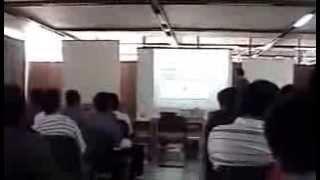 Presentación de Monkey HTTP Daemon en Encuentro Linux 2003