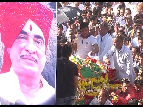 Hukum Chand Yadav | हुकुमचंद यादव की अंतिम यात्रा | Khandwa
