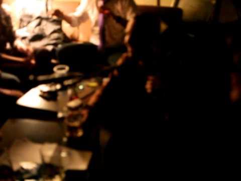 Gypsy jazz / jam session posle Hot Club of Belgrade / Cekaonica / 12.02.2013