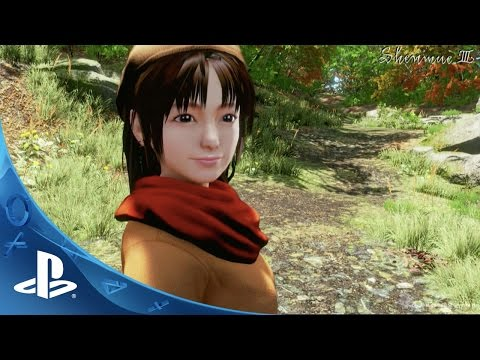 PlayStation E3 2015 - Shenmue 3 Live Coverage | PS4