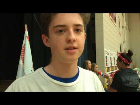 7th Grade GREEK OLYMPICS 2017