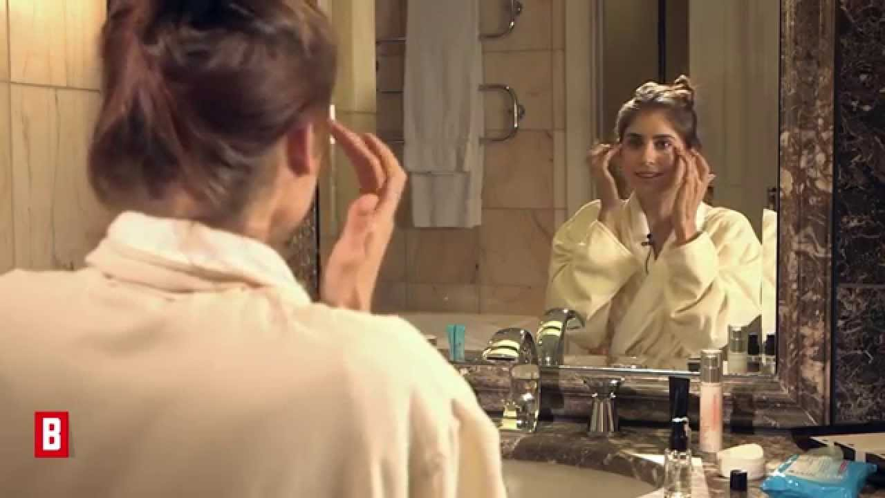 BUNTE TV - Cathy Fischer: Ungeschminkt!
