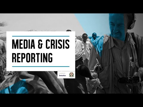 THBT The Media's Reporting is Detrimental to Humanitarian Crises Around the World | Cambridge Union