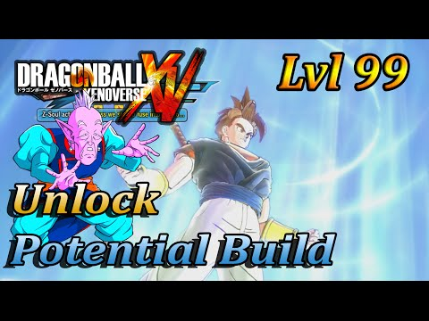 Dragonball Xenoverse Class Build: Unlock Potential Hybrid (Transformation Analysis)