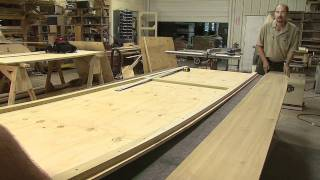 This video is not available. How to Build a Wooden Flat Bottomed Boat
