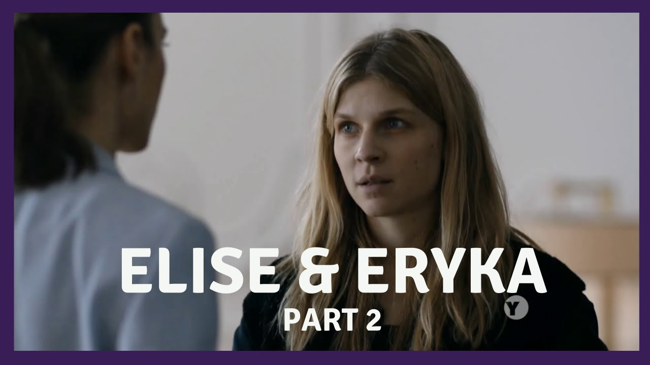 Download Elise and Eryka Part 2 - The Tunnel S2 - A Lesbian Interest Love Story [Eng, Esp, Port Subtitles]