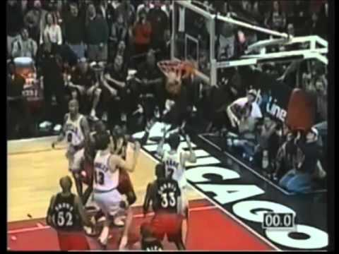 Top Buzzer Beaters 1997-98