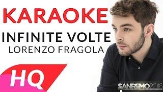 Lorenzo Fragola - Infinite Volte - Base Karaoke HQ Instrumental