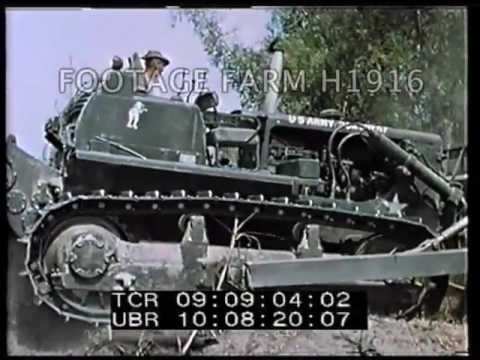 Activities of the 25th Infantry Division - H1916-01 | Footage Farm