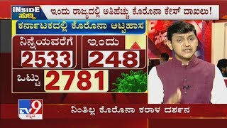 TV9 Inside Suddi: Dissidence Breaks Out In BJP | Biggest Daily Spike of Covid-19 Cases In K'taka