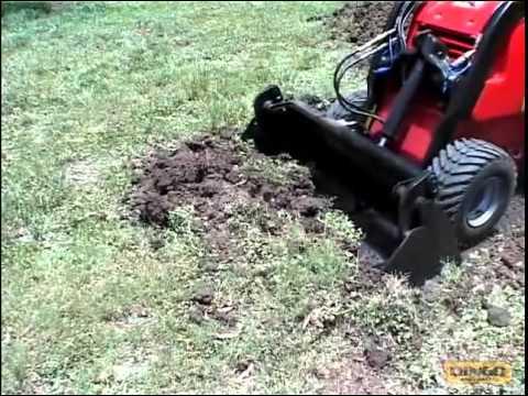 Dingo Hire Warragul Drouin - Warragul Equipment Hire PH 0356 235005