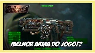 Fallout 4 - Dicas #2 - Como Conseguir Arma CRIOGENIZADOR! Melhor Arma do Jogo?!