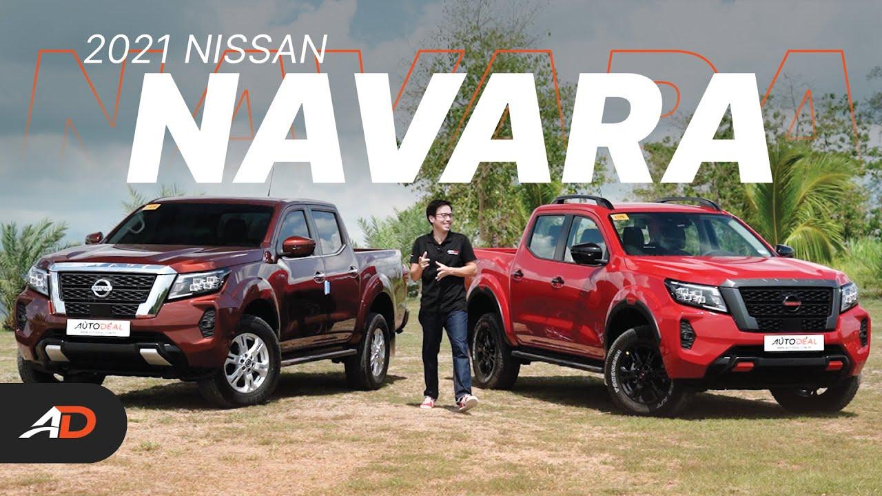 2021 Nissan Navara Review - Behind the Wheel