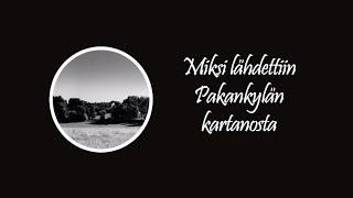 Miksi lähdettiin Pakankylän kartanosta - Historia - Backbyn Kartano Espoossa