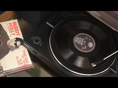 Sony PS-LX300USB Turntable with MP3 Conversion - [Review]