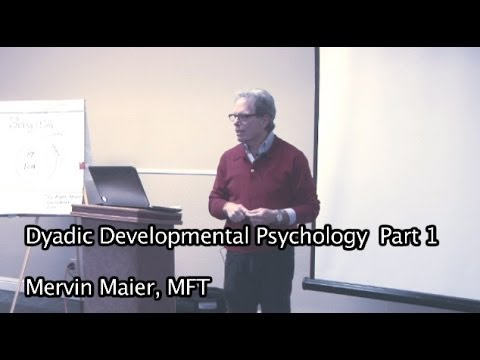 Dyadic Developmental Psychology Part 1