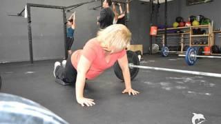 paleo crossfit grandma 1 yr progress 79 lbs down