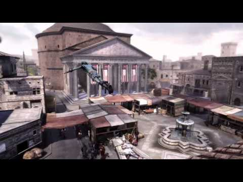 Assassin's Creed Brotherhood Harlequin Trailer [North America]